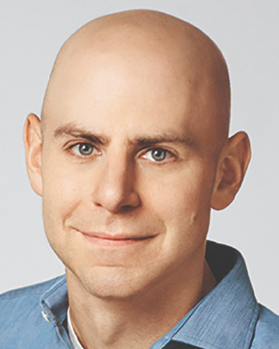Adam Grant, Wharton's top rated professor, best-selling author, Ph.D.