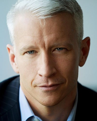 Anderson Cooper, Emmy Award-winning television personality