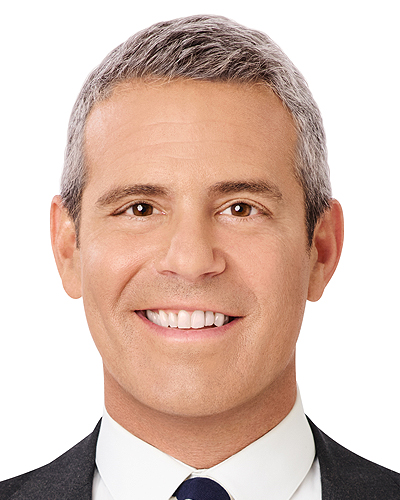 Andy Cohen, Emmy and Peabody Award Winner