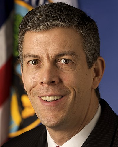 Arne Duncan, Former U.S. Secretary of Education