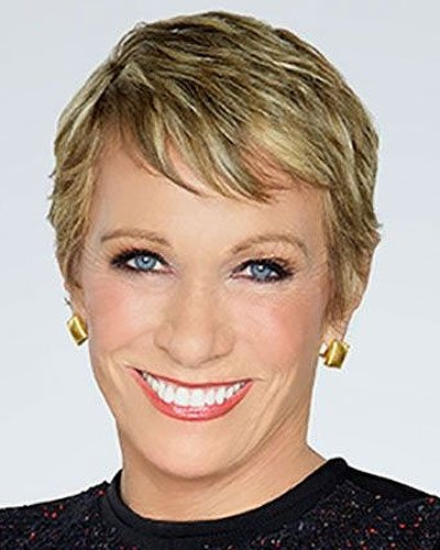 Barbara Corcoran, Real Estate entrepreneur & star of Shark Tank