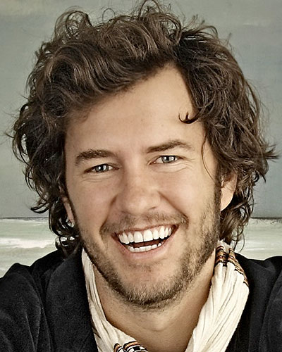 Blake Mycoskie, Founder and Chief Shoe Giver of TOMS
