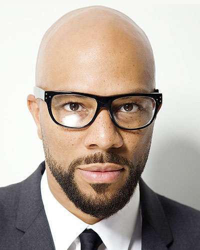 Common, Grammy award-winning hip hop artist