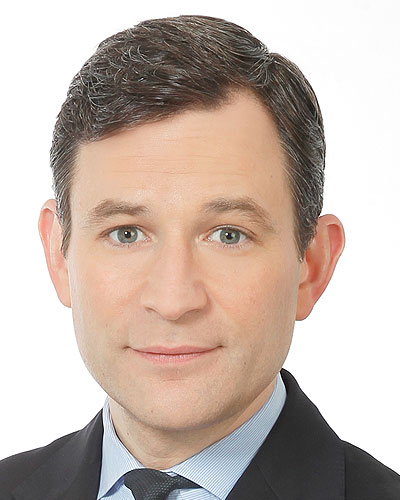 Dan Harris, Anchor of ABC's News Nightline