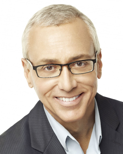 Dr. Drew, Doctor, addiction expert and best-selling author