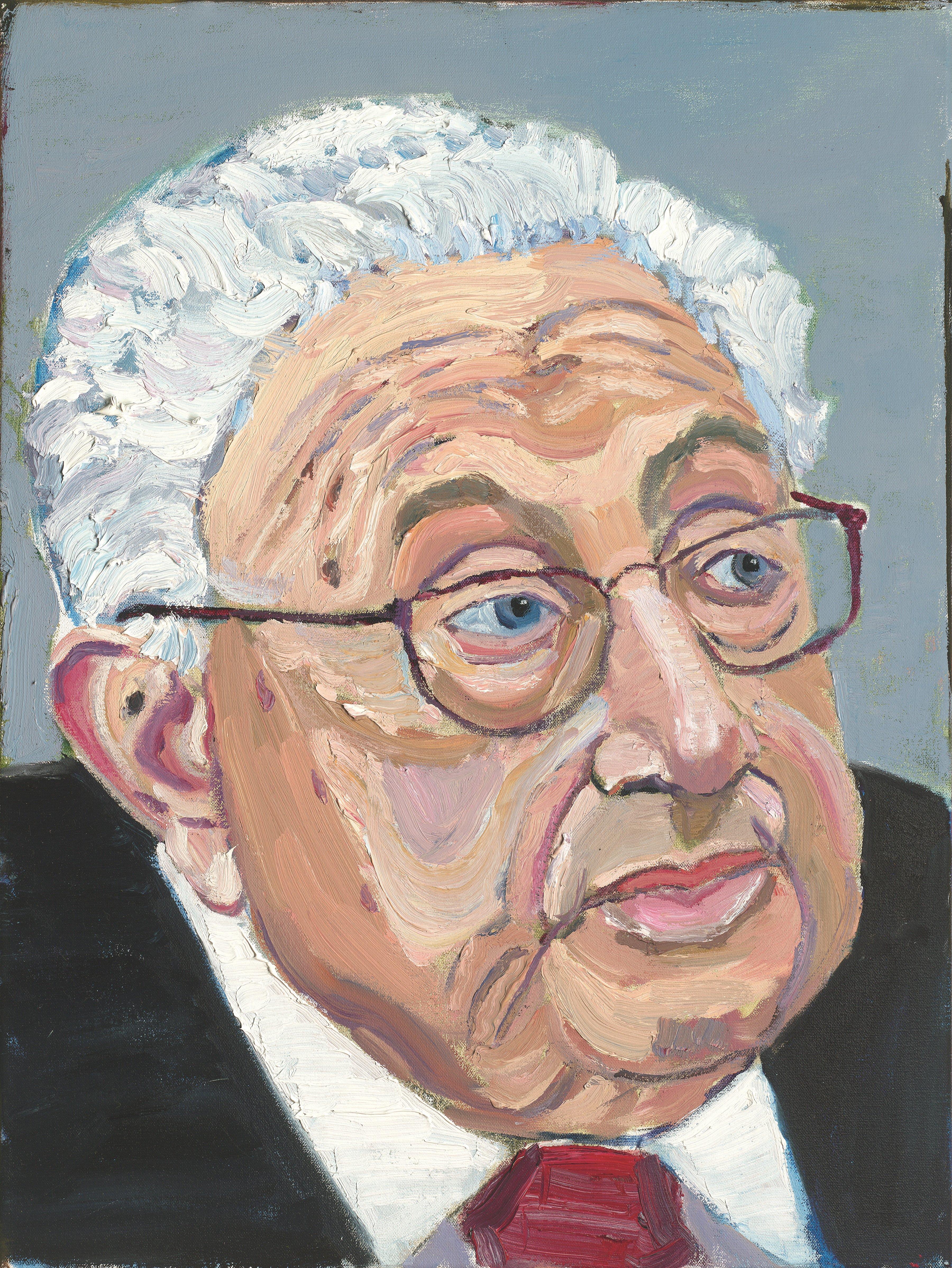Henry Kissinger.18x24