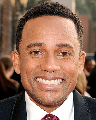Hill Harper, Star of CBS drama CSI, NY and Author
