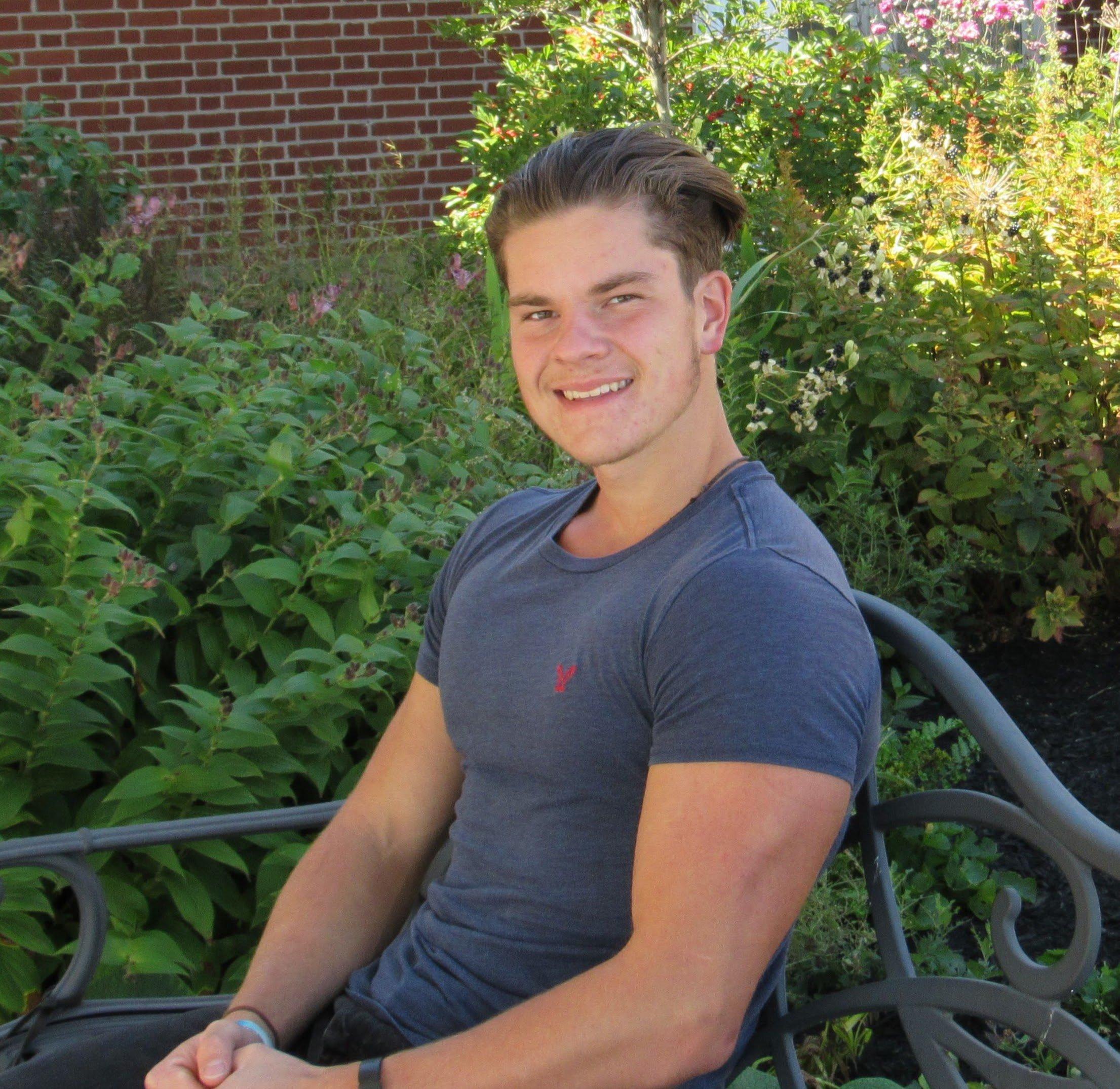 Josh Gray Penn State Harrisburg