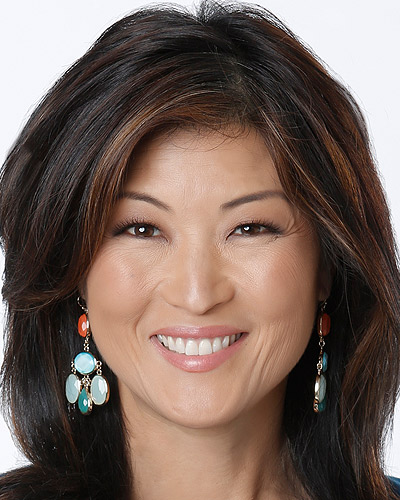 Juju Chang, Co-anchor of ABC News' Nightline