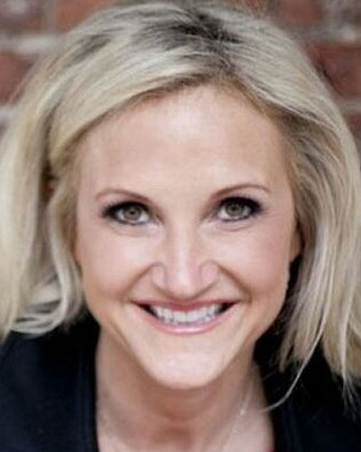 Mel Robbins, Talk radio and TV personality, host of A&W's Monster In-Laws and Author of Stop Saying You're Fine