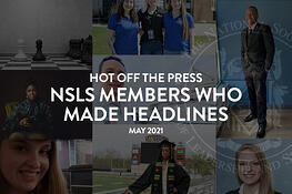 Hot Off the Press: NSLS Members Who Made Headlines