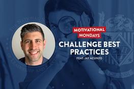 Challenge Best Practices