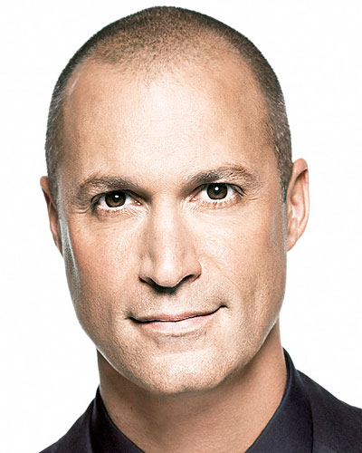 Nigel Barker, TV celebrity, author and philanthropist