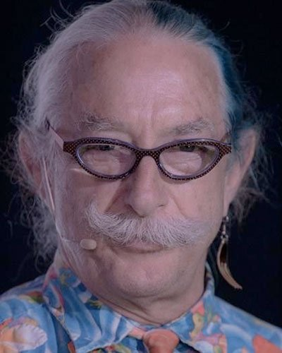 Patch Adams, Healer, Teacher, Clown and Entertainer whose life story was the subject of the motion picture Patch Adams
