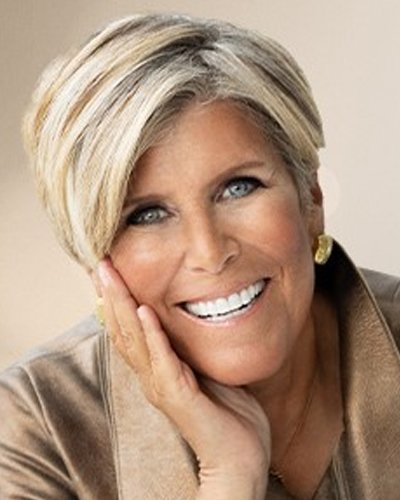Suze Orman, Renowned Financial Expert, TV personality
