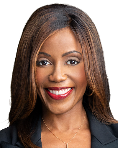 Tanya Acker, Attorney, commentator, TV personality