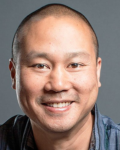 Tony Hsieh, CEO of Zappos.com and author of Delivering Happiness