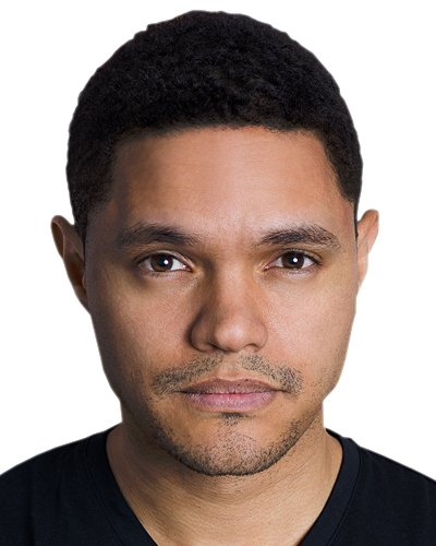 Trevor Noah, The Daily Show host and best-selling author