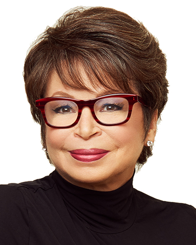 Valerie Jarrett, Senior Advisor to the Obama Foundation, best-selling author, businesswoman