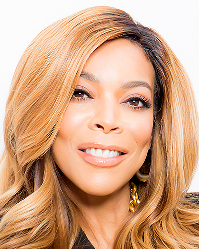 Wendy Williams, Emmy-nominated host and New York Times best-selling author