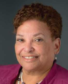Dr. Karen L. Pennington, Vice President for Student Development and Campus Life