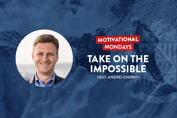 NSLS-Motivational Mondays with guest Andrei Cherney, CEO of Aspiration