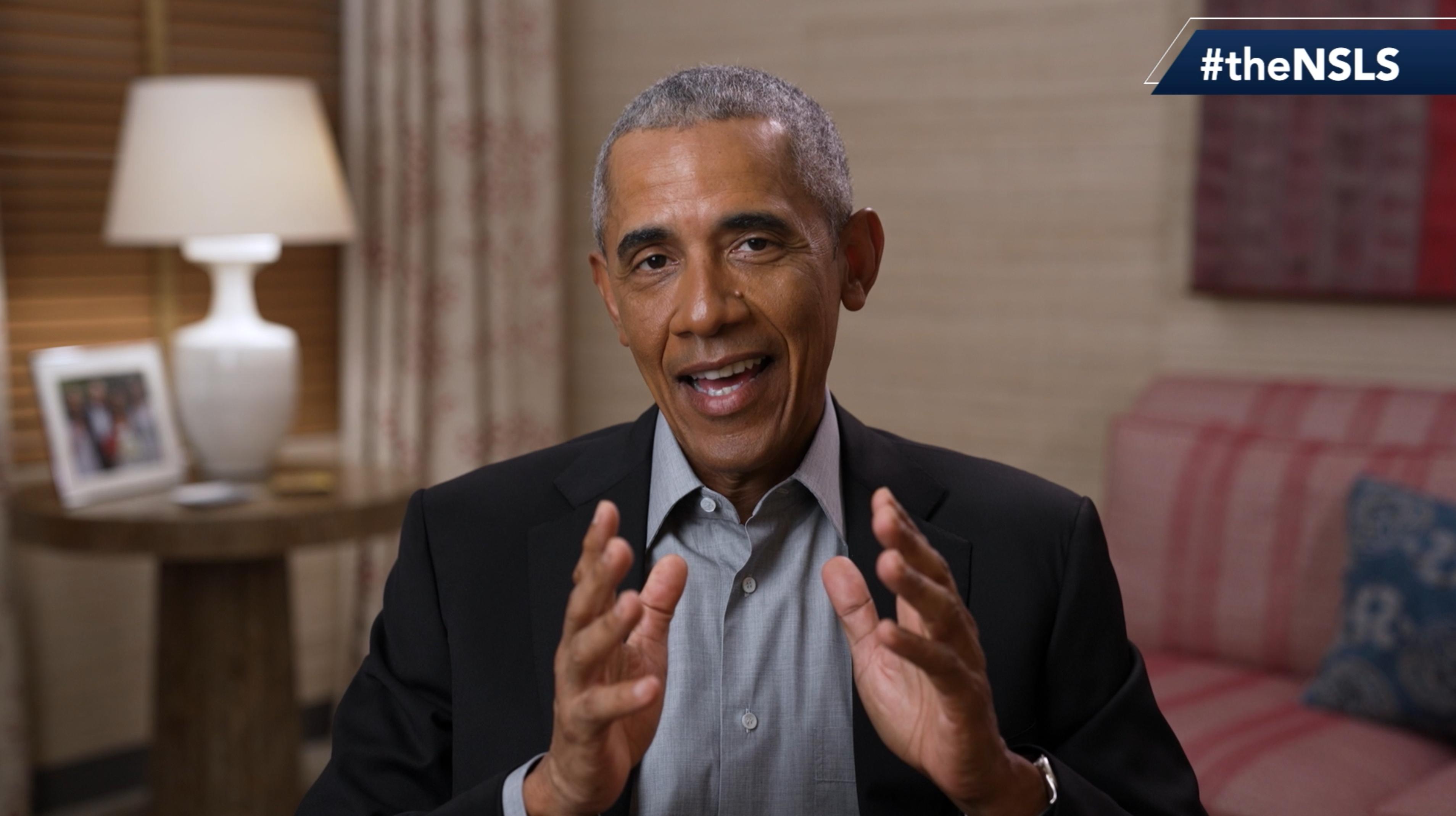 Obama Broadcast